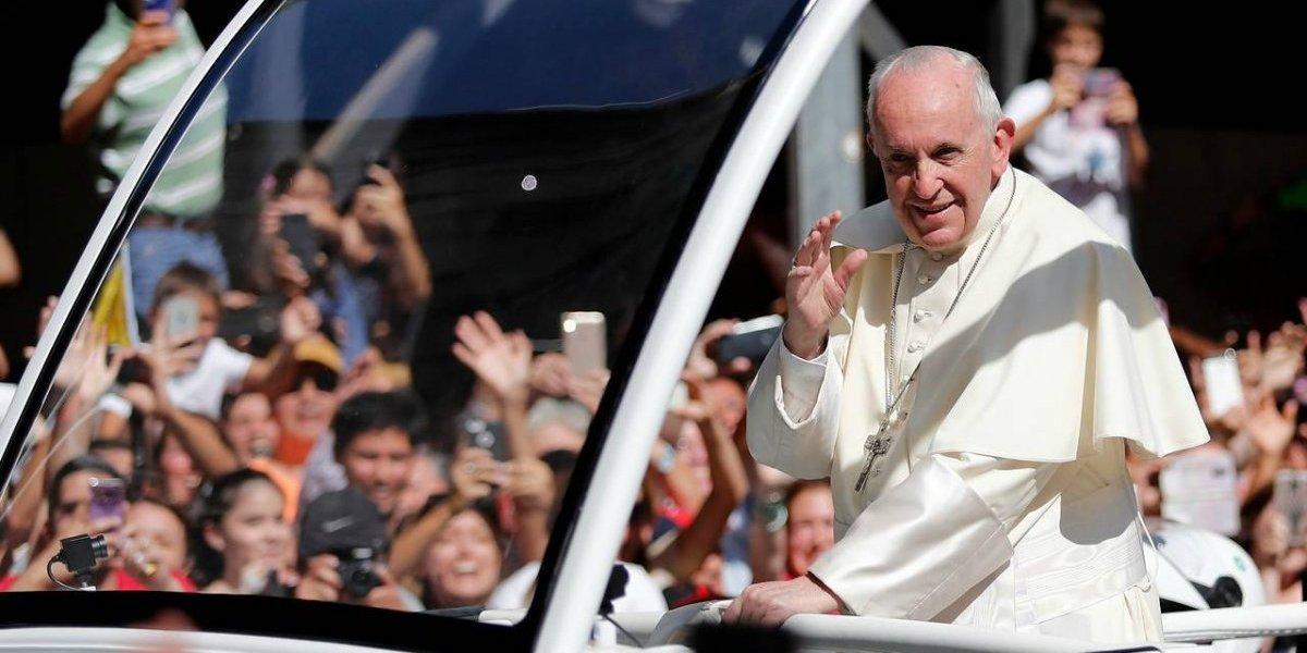 Minuto a minuto: El papa Francisco visita Chile