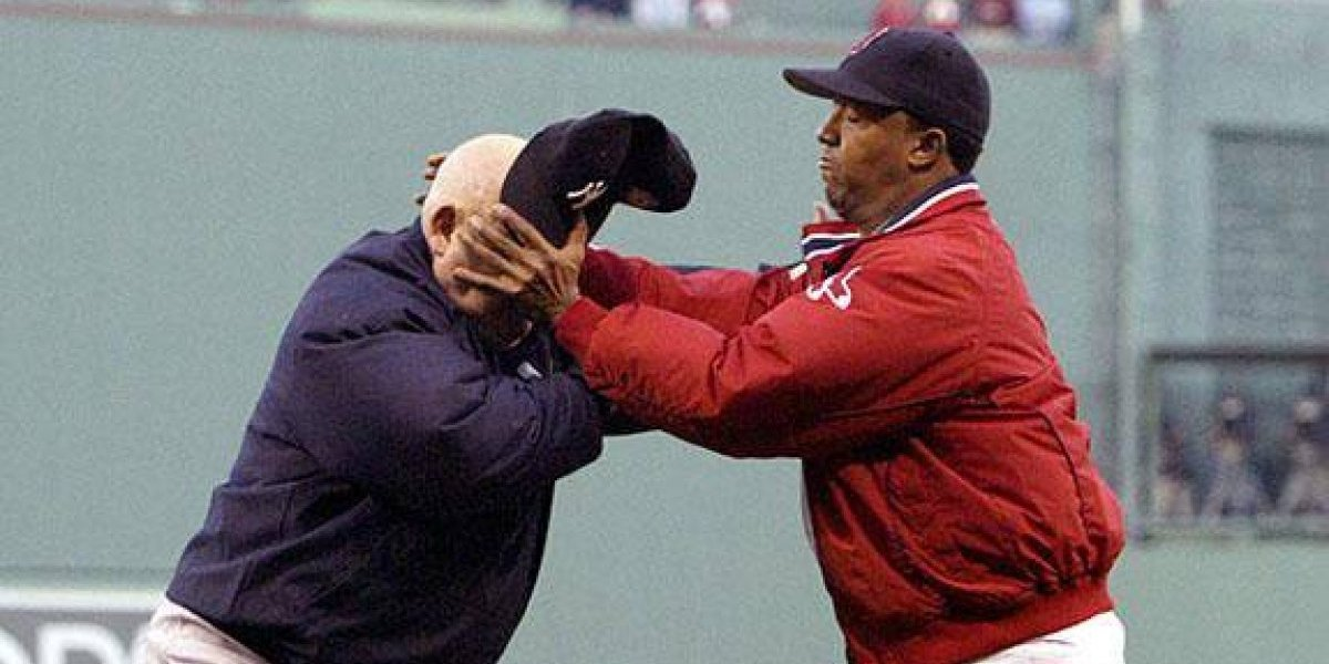 Pedro arrepentido de incidente con Don Zimmer