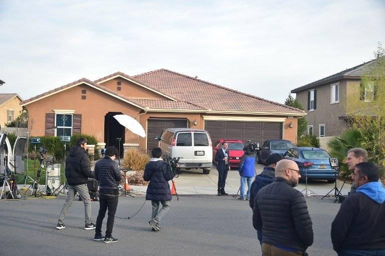 Caso de hermanos hallados encadenados en California