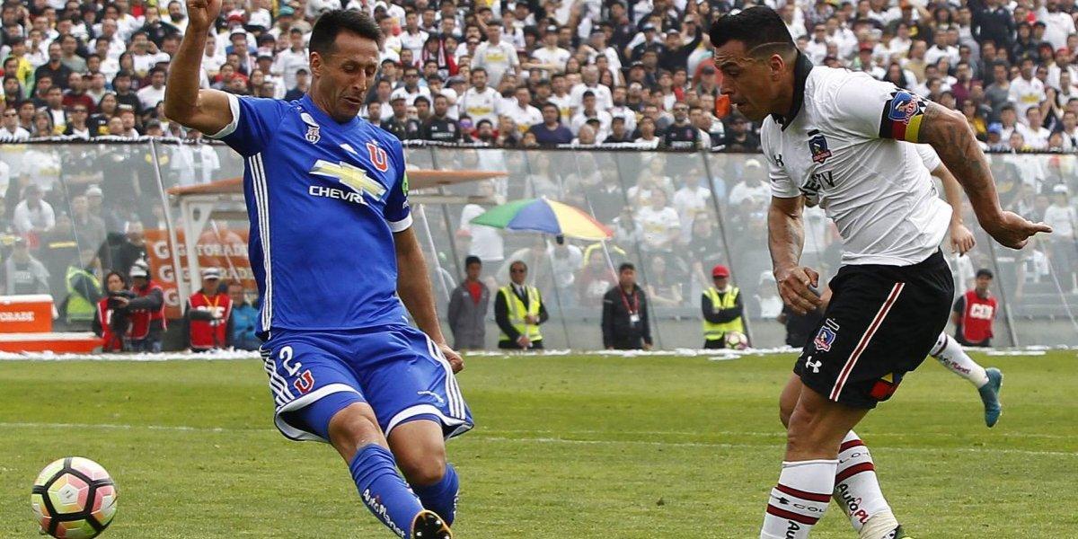 ¿Cuándo se juegan los clásicos del fútbol chileno en 2018?