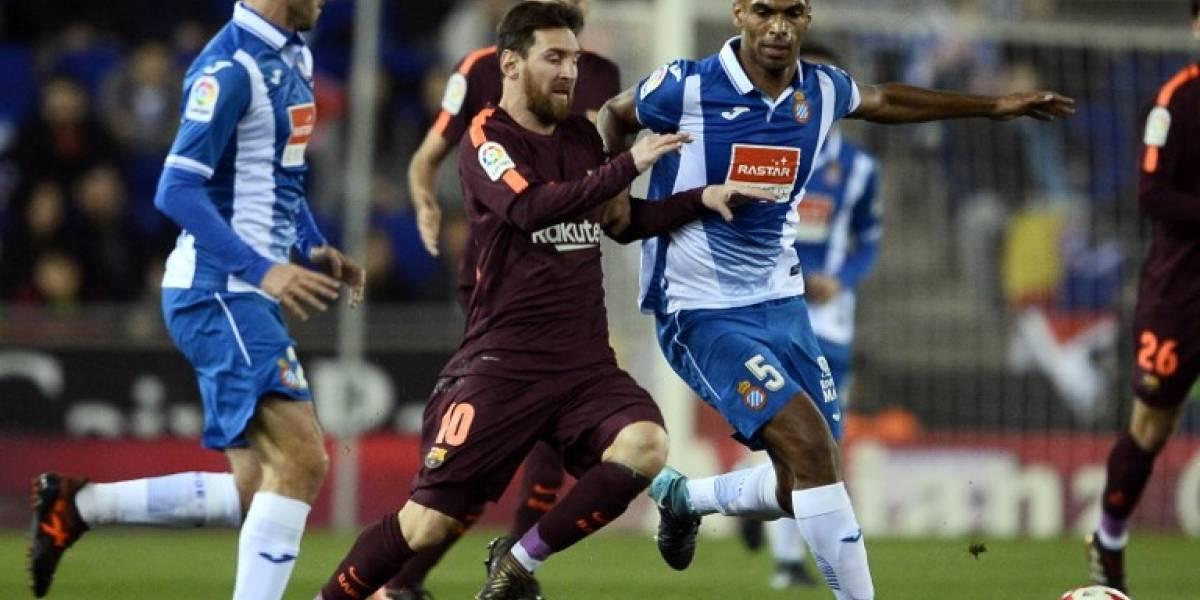 ¡Sorpresa en la Copa! El Barça cae en la ida ante el Espanyol