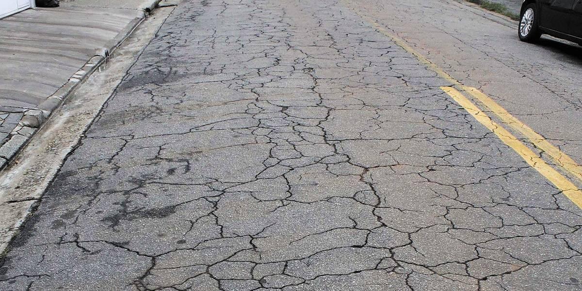Santo André inicia programa para pavimentar 200 km