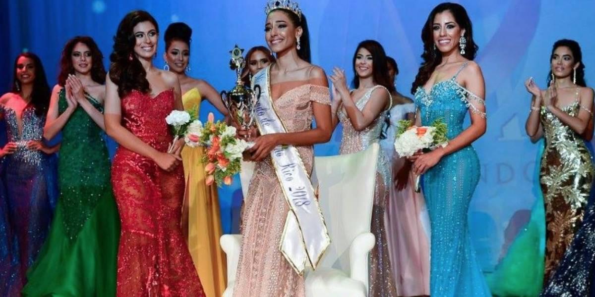 Miss Canóvanas es la nueva Miss Mundo Puerto Rico 2018