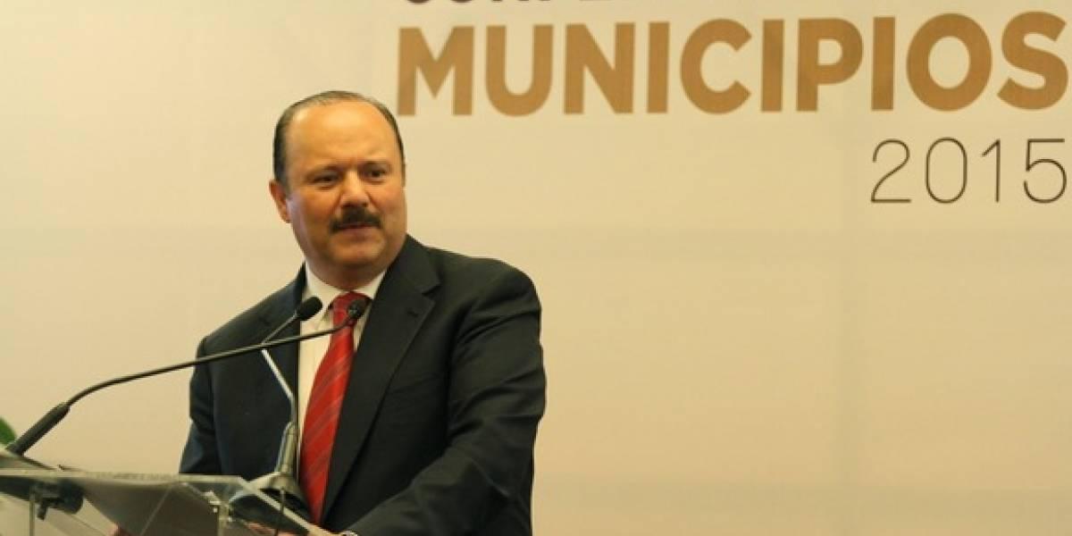PGR confirma solicitud de extradición contra César Duarte