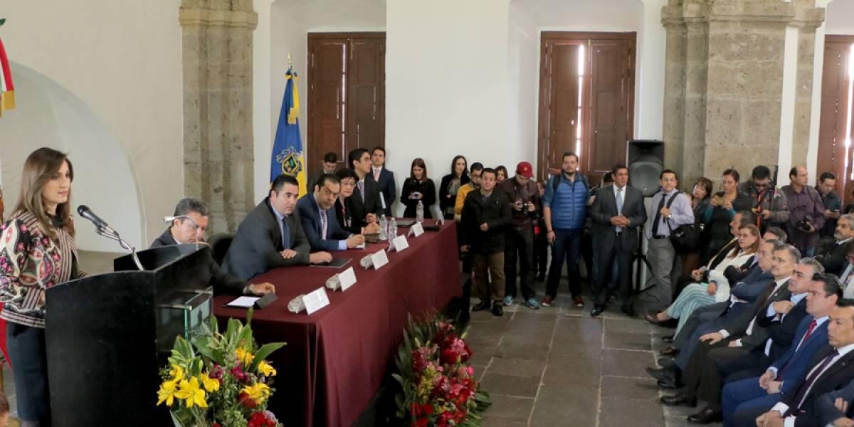 Instalan Comité Coordinador del Sistema Local Anticorrupción