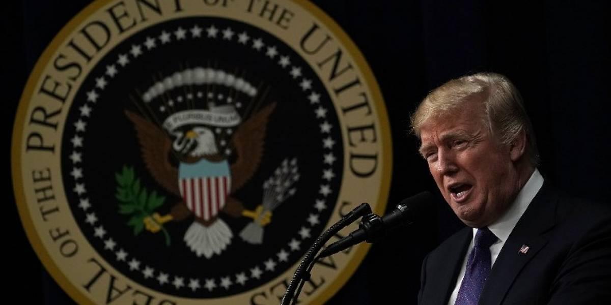 Trump advierte que inmigración amenaza la seguridad de EE. UU.