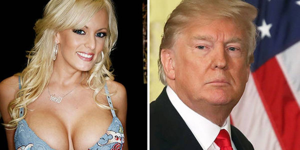 Atriz pornô que manteve relações com Trump teria recebido R$ 420 mil para ficar de 'boca fechada'