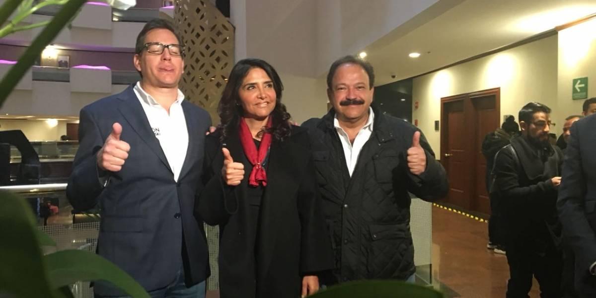 Barrales gana encuestas para candidatura del Frente a la CDMX