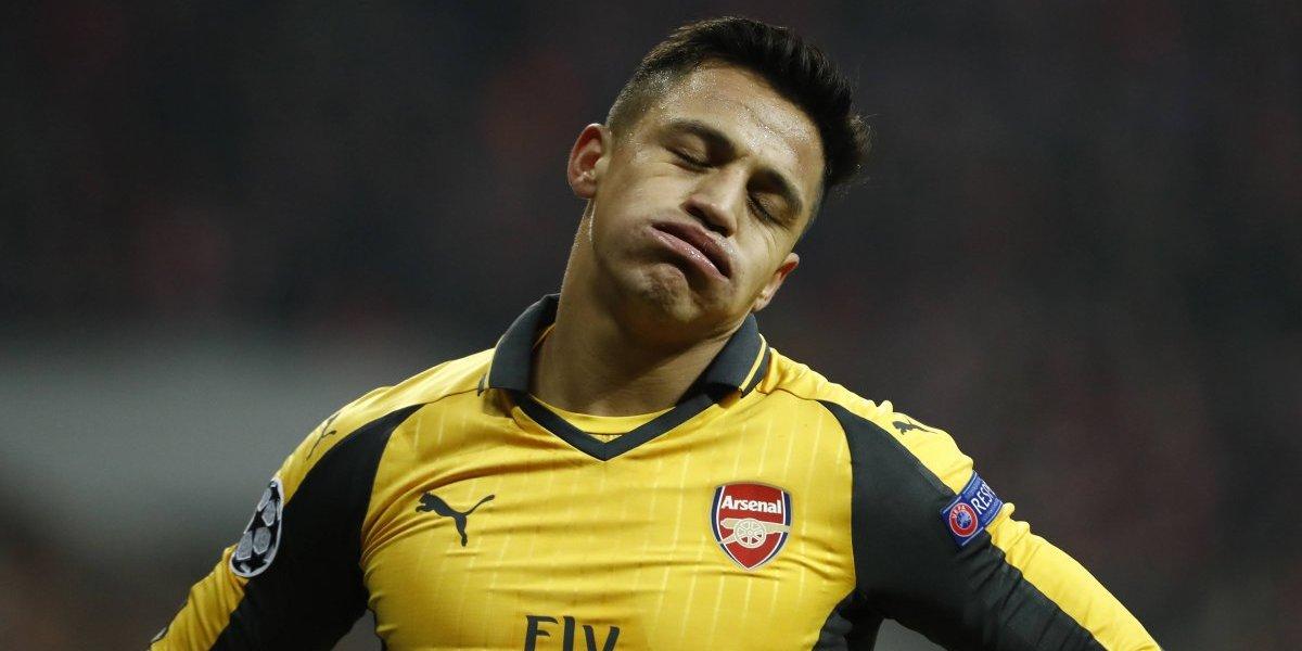 """Histórico del Arsenal destruye a Alexis ante posible arribo al United: """"Debe ser el mayor mercenario del fútbol"""""""