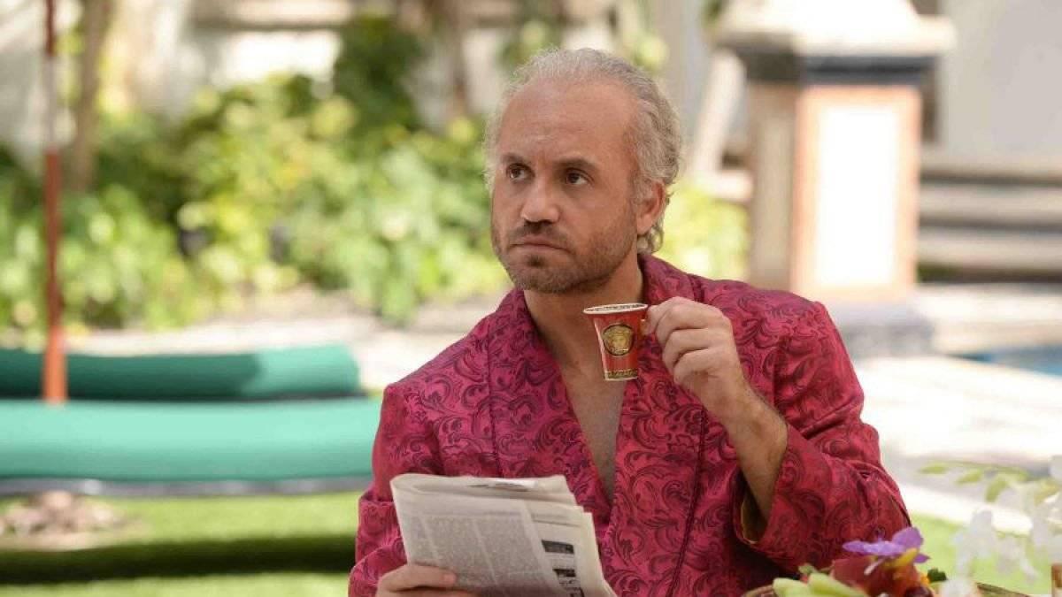 Édgar Ramírez como Gianni Versace