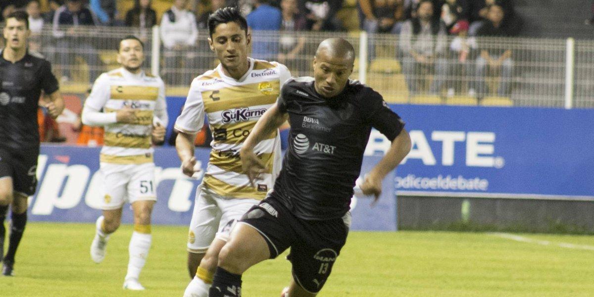 Monterrey le da la vuelta y gana a Dorados en la Copa MX