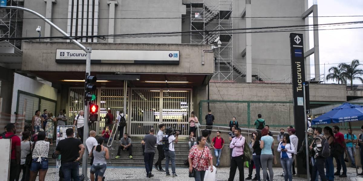Greve: Veja quais estações do Metrô estão funcionando