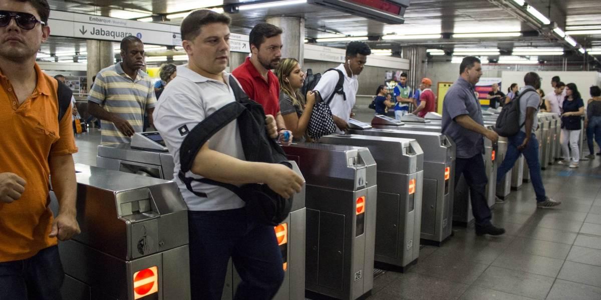 Metrô e CPTM vão manter 100% da frota mesmo fora dos horários de pico