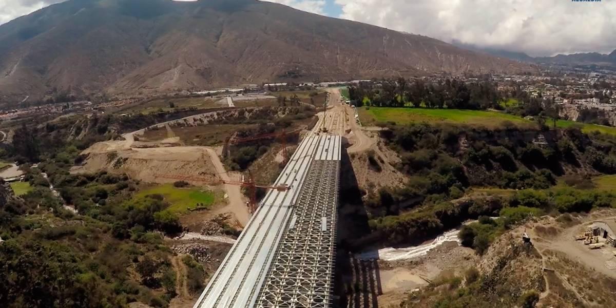 Prolongación de la Av. Simón Bolívar culminará construcción en febrero