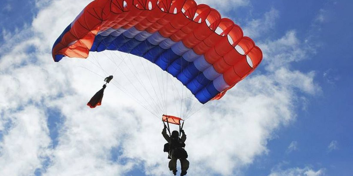 Fuerzas Armadas ofrecerán exhibición aérea y paracaidista el 11 de febrero