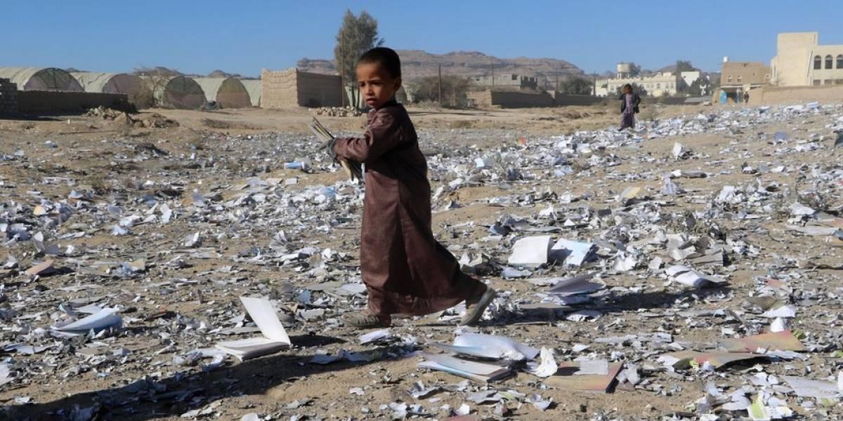Relatório internacional condena exportação pelo Brasil de bombas usadas contra civis no Iêmen