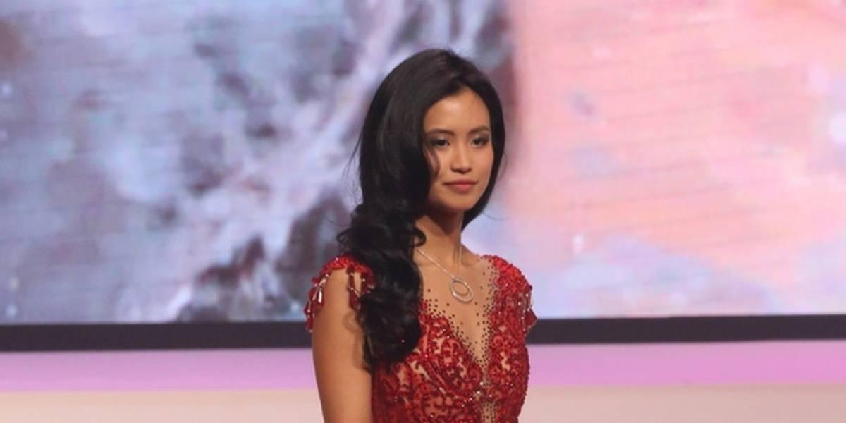 A resposta da Miss Bélgica aos comentários racistas que recebeu após a coroação
