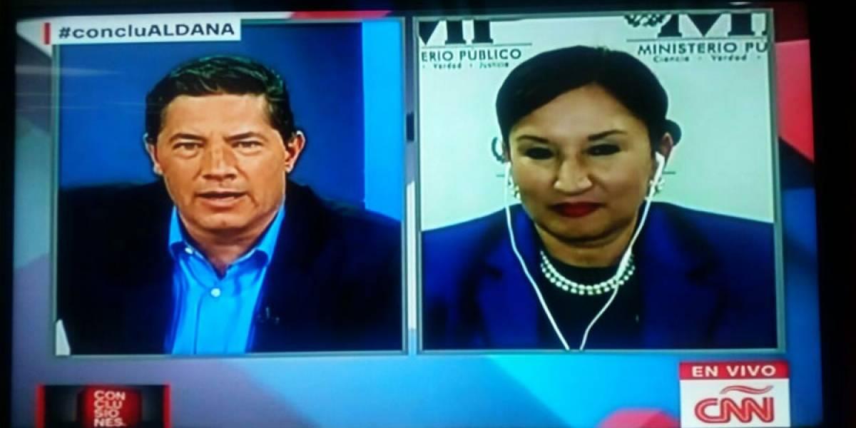 ¿Thelma Aldana presidenta del país? Este y otros temas fueron abordados con Fernando del Rincón