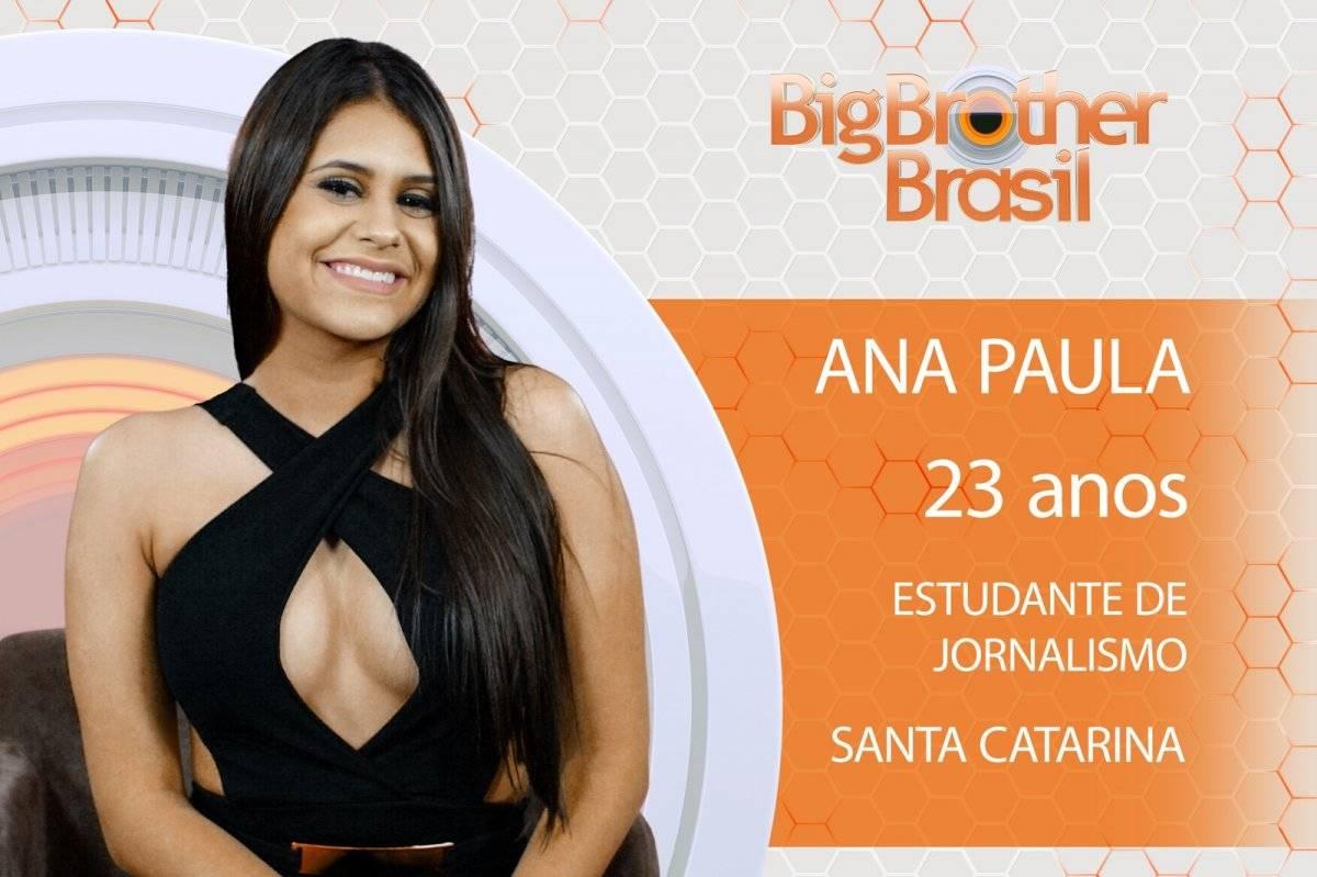 ANA PAULA BIG BROTHER BBB 18