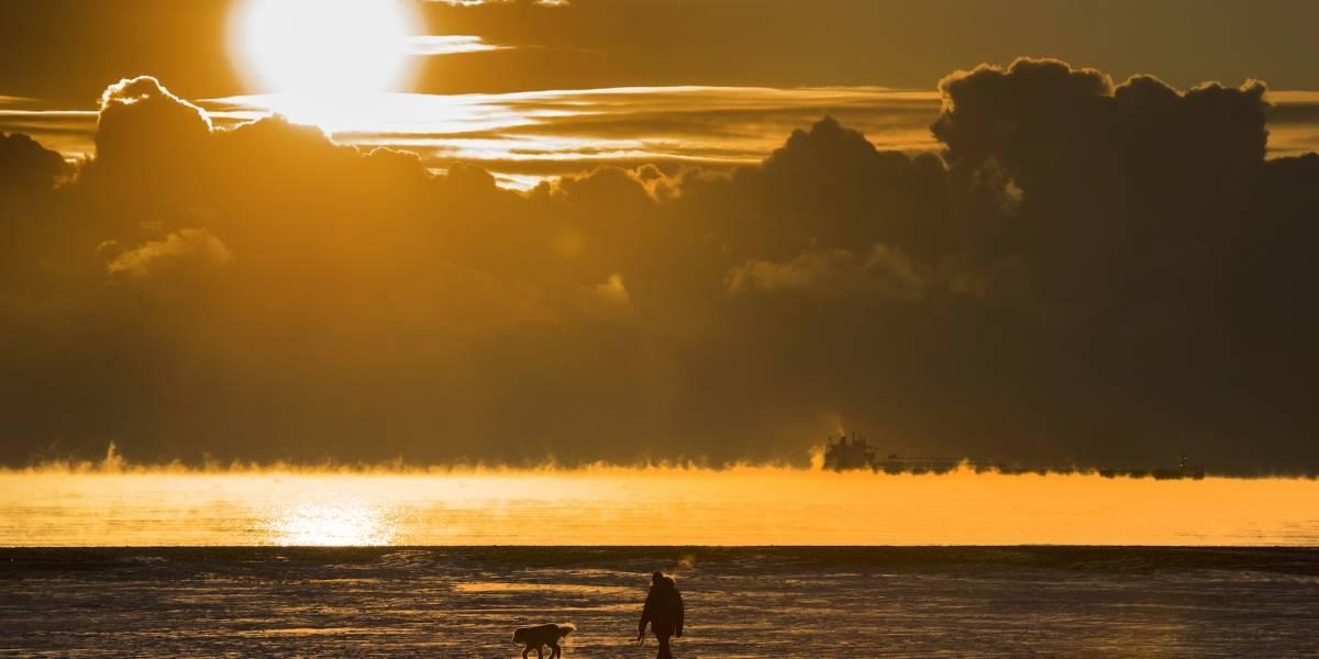 Incluso sin El Niño, la Tierra siguió calentándose en el 2017