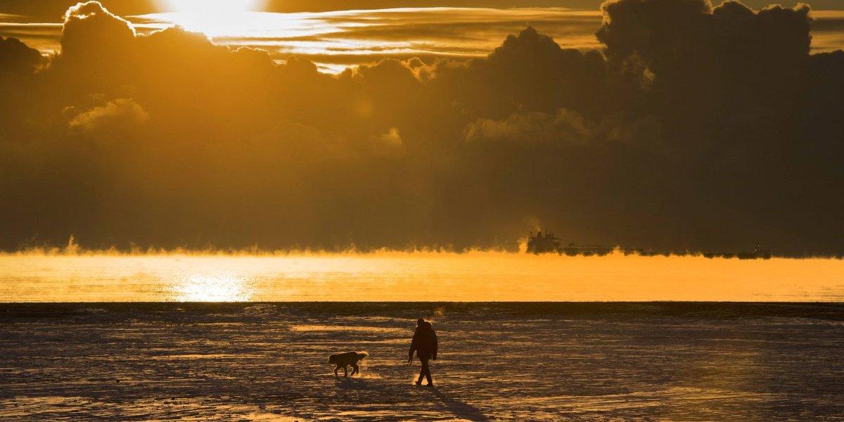 Calentamiento global: 2017 entra en el podio de los años más calurosos de la historia