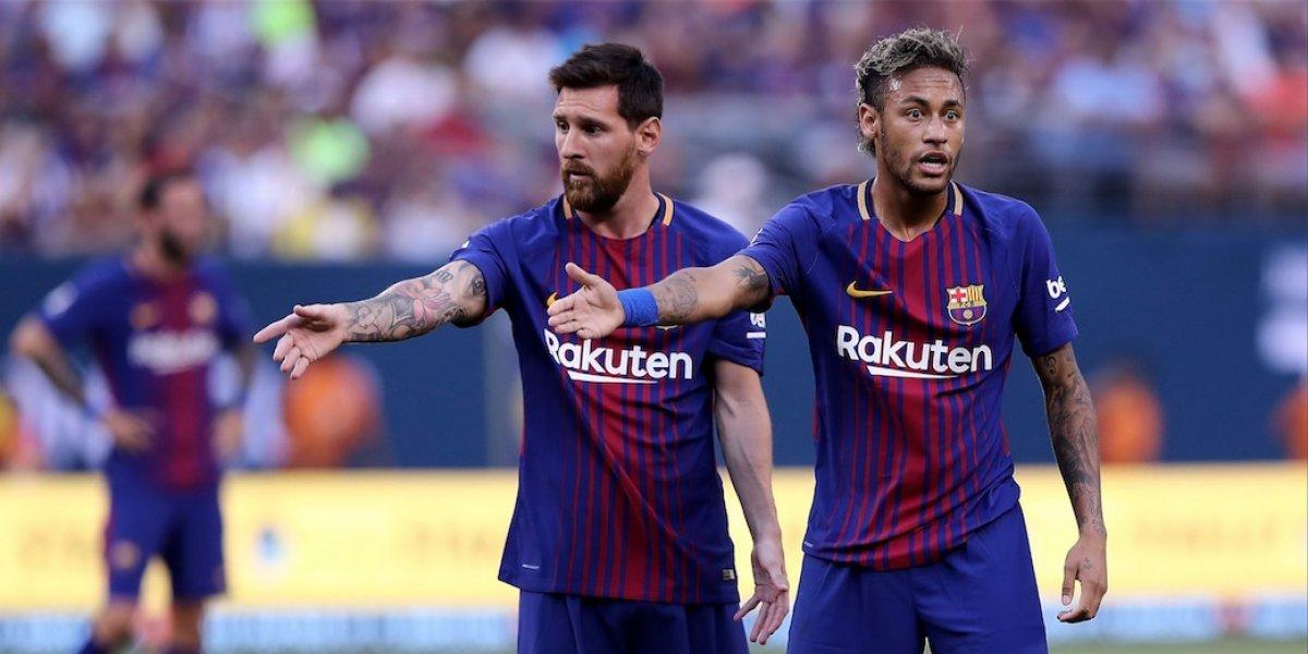 Evidencia en el fichaje millonario de Neymar con el Barça agravaría juicio por corrupción