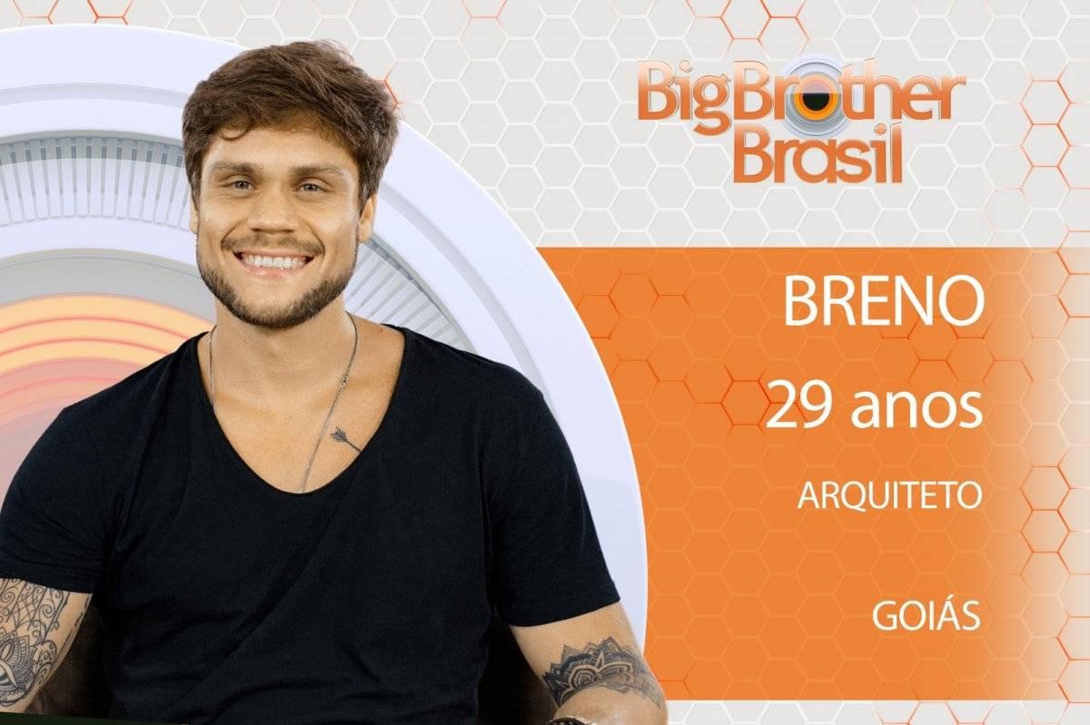 Breno Big Brother Brasil 2018 BBB18