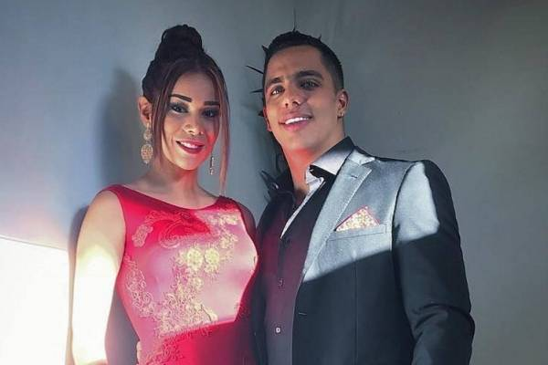Giselle y Andrés