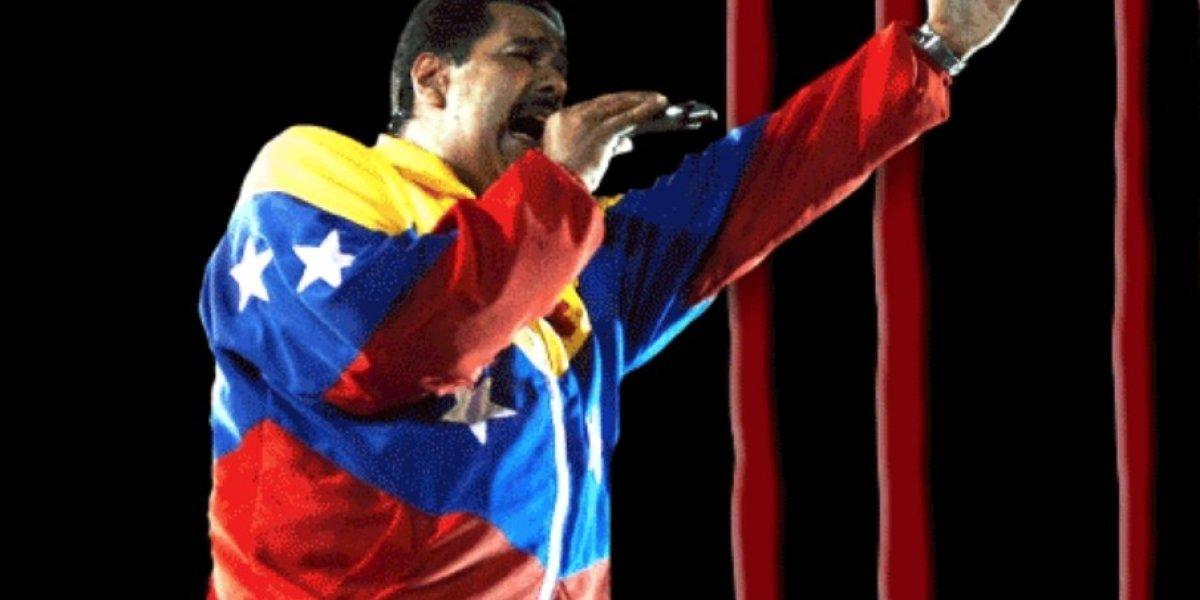 """""""El carnicero"""": La portada que la revista alemana Der Spiegel le dedica a Nicolás Maduro"""