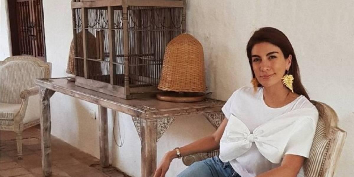 ¿Por qué Andrea Serna fue insultada en redes sociales?