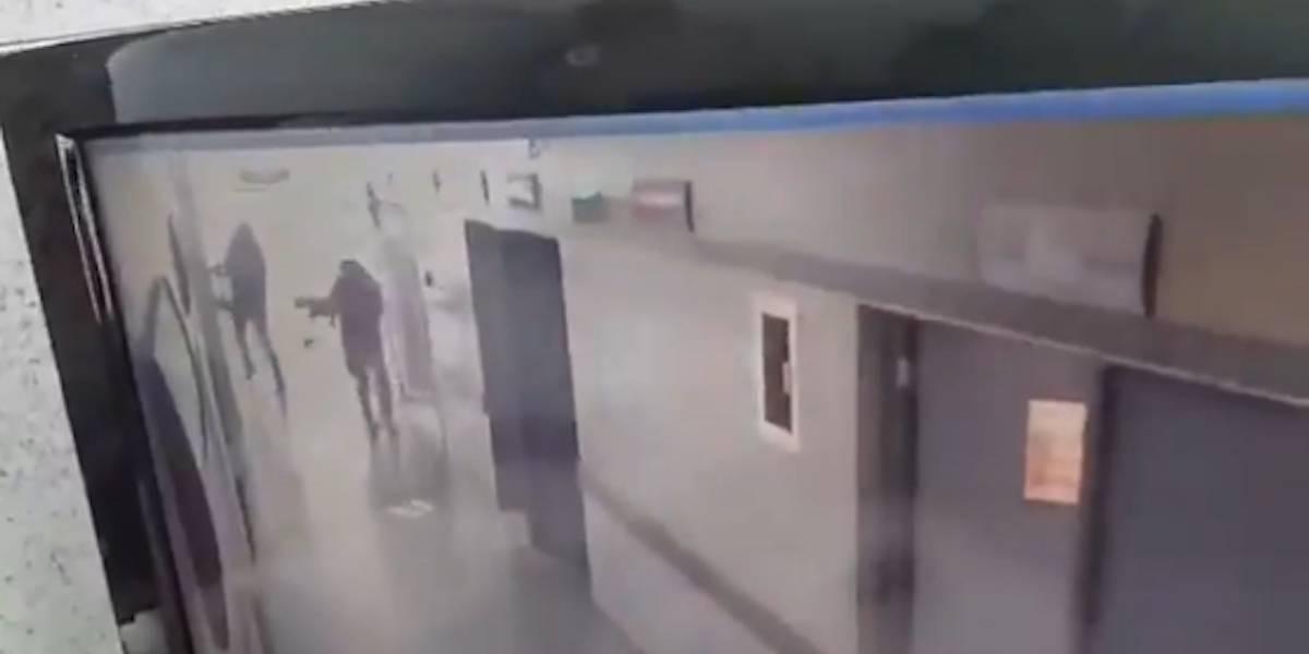 Comando armado entra a hospital de Guanajuato para asesinar a paciente