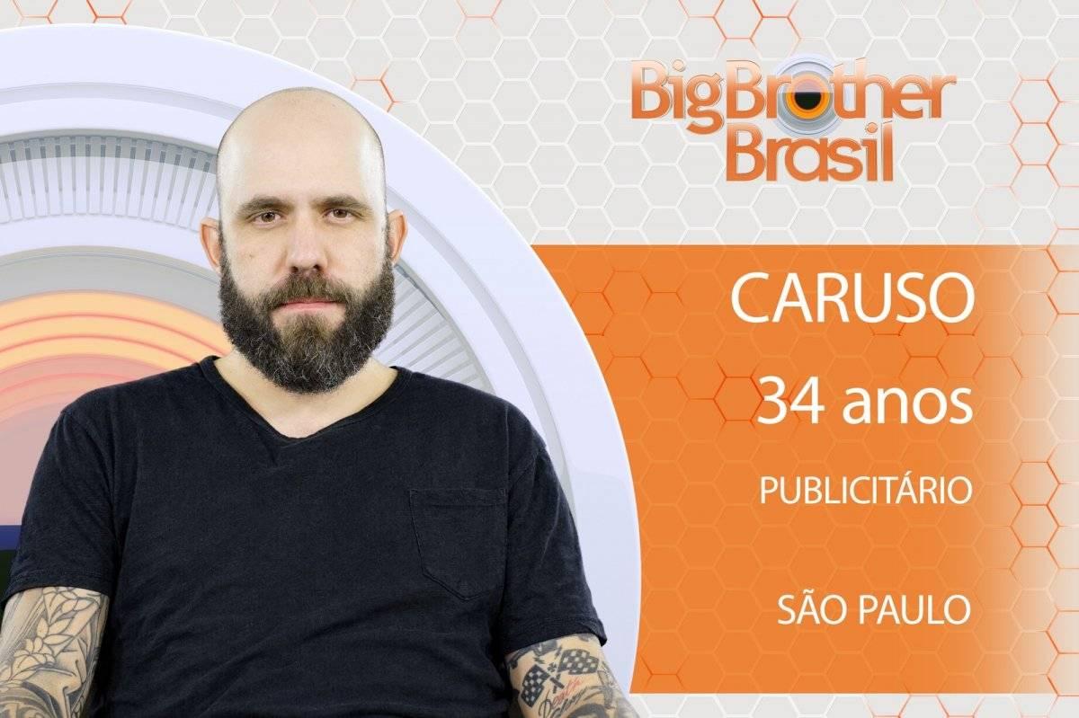 Caruso Big Brother Brasil BBB18