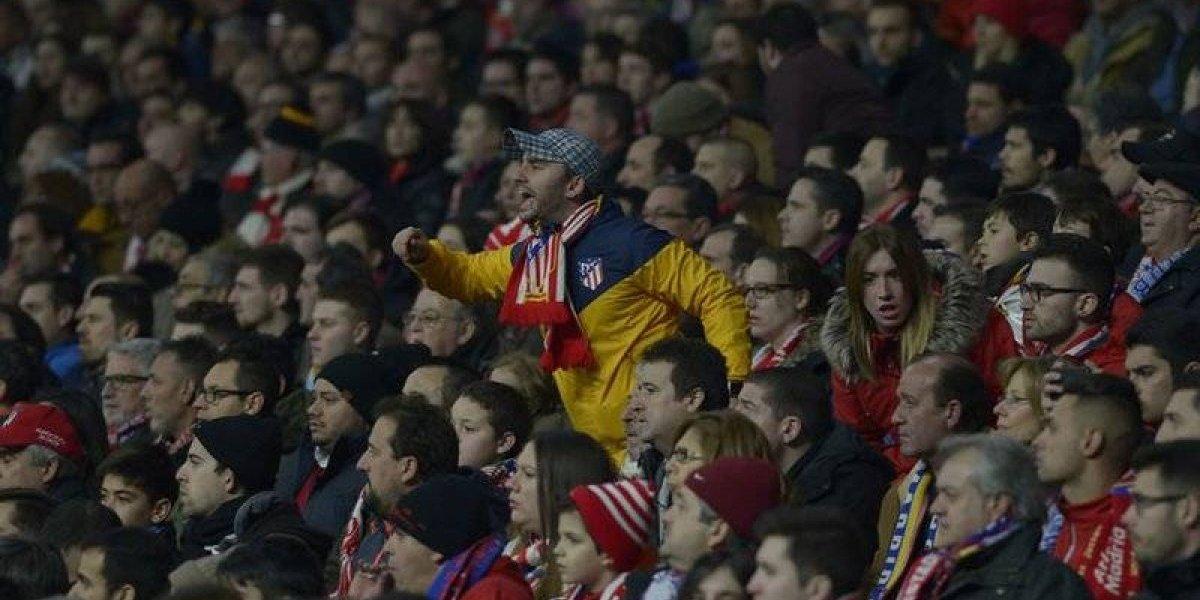Aficionado de Atlético de Madrid es detenido tras apuñalar a otro seguidor