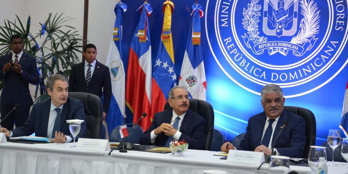 Gobierno y oposición de Venezuela se volverán a reunir el 28 de enero