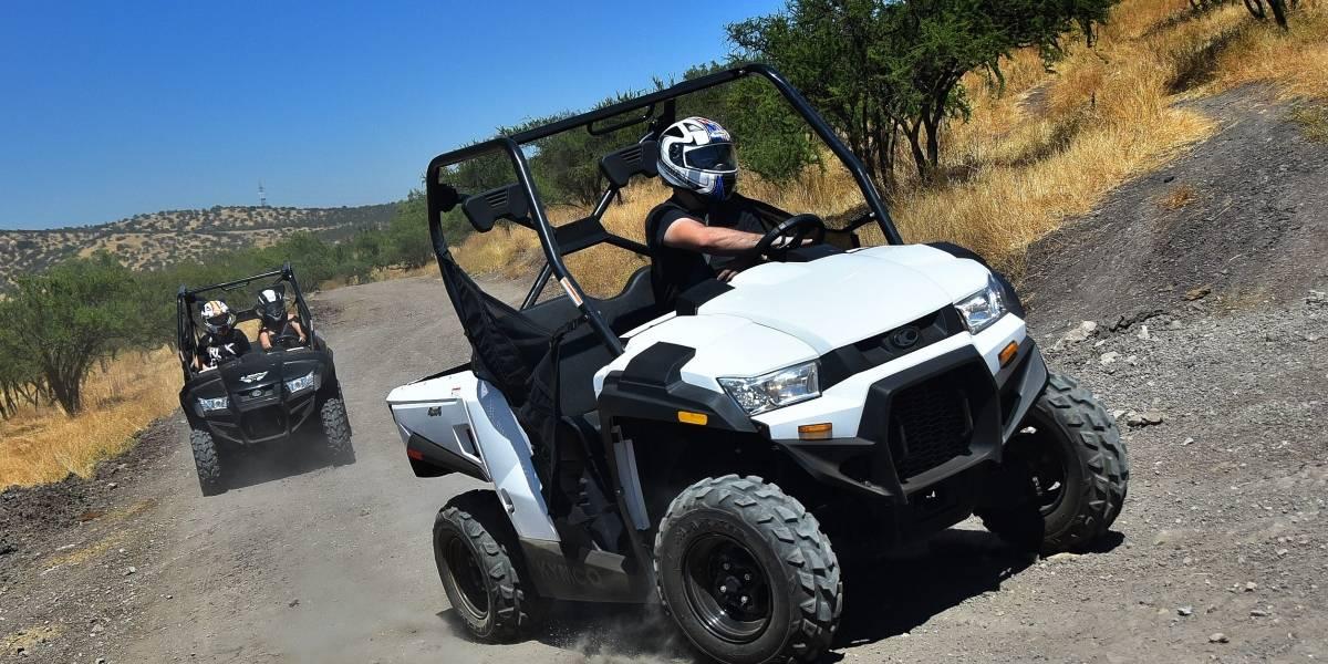 Kymco saca al mercado nuevos modelos ATV's y UTV's