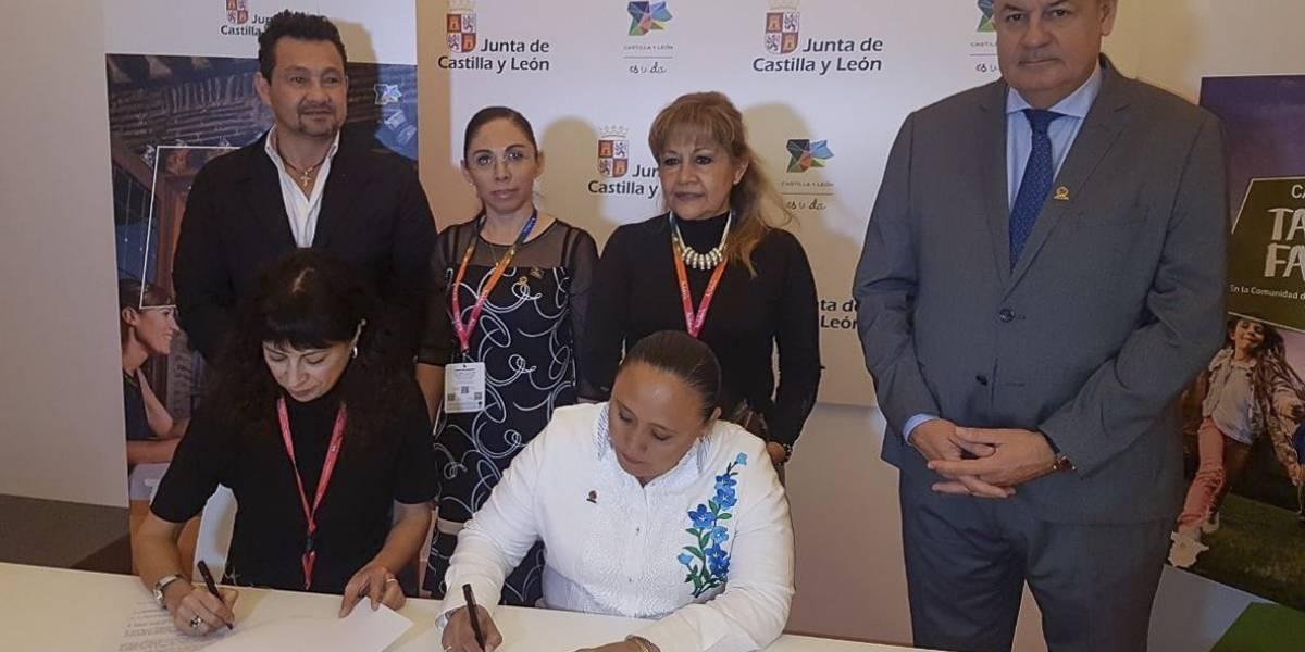 Autoridades de Solidaridad y Valladolid refuerzan lazos de cooperación