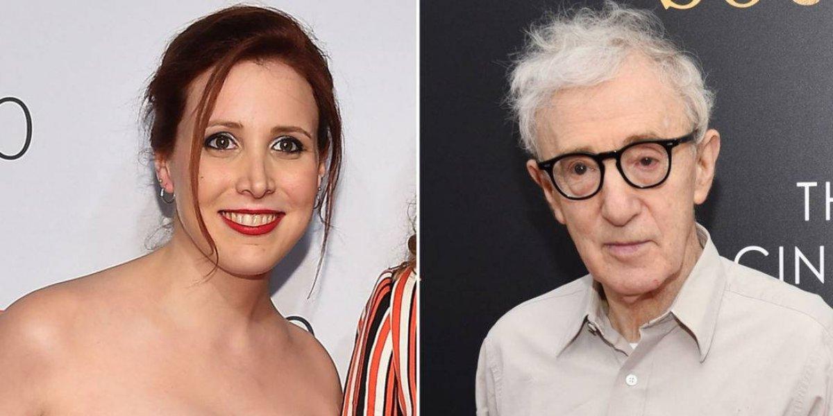 Hija de Woody Allen narra los abusos sexuales que sufrió por él