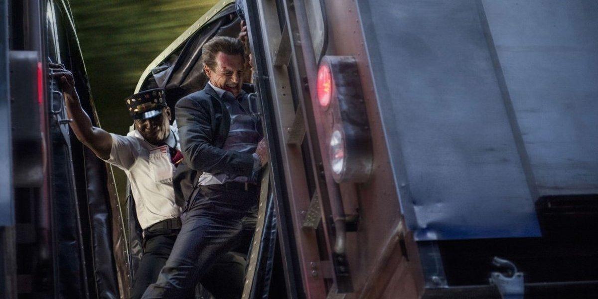 """Liam Neeson se embarca en un viaje sin retorno en """"The Commuter"""""""