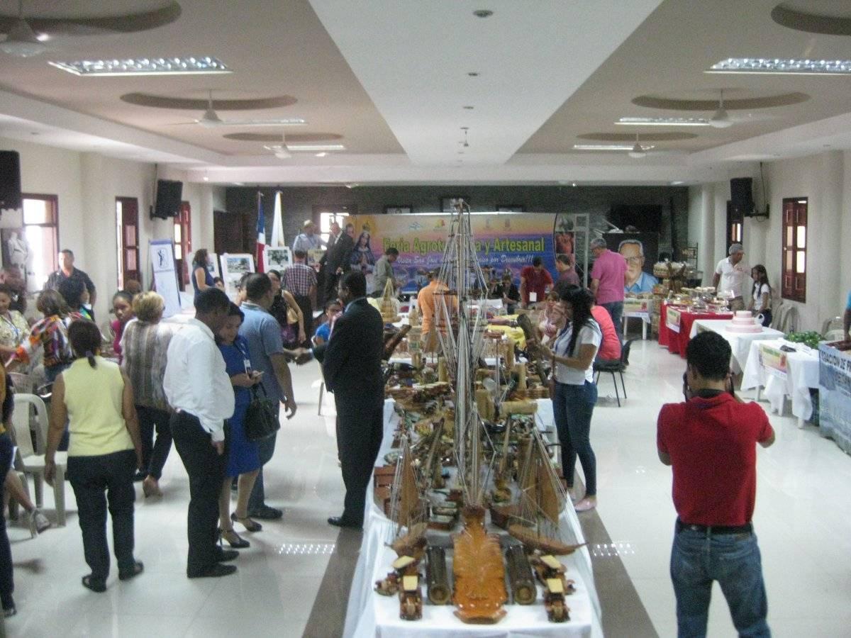 V Feria Artesanal en Ocoa