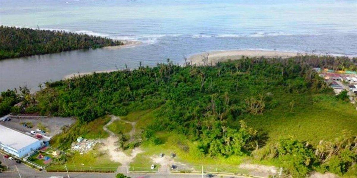 Municipio de Loíza rescata 17 cuerdas de playa