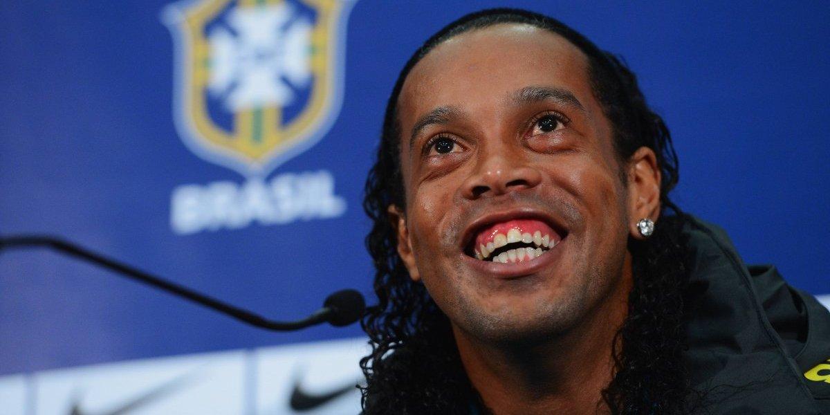 """El llorado adiós de Ronaldinho al fútbol: """"Me despido de mi mayor sueño"""""""
