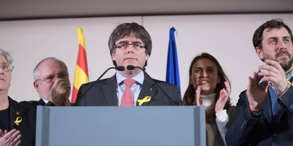 Puigdemont pide votar desde Bruselas a través de otro diputado