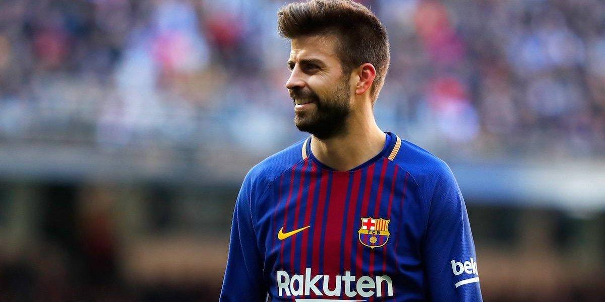 ¡Se queda! Barcelona renueva a Piqué hasta 2022
