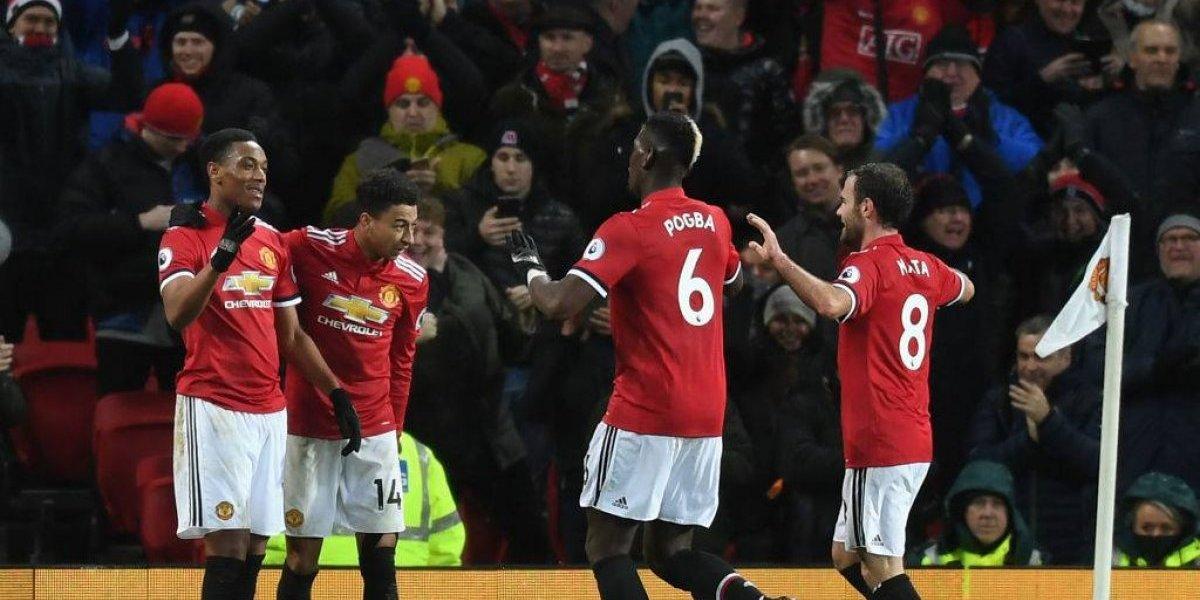 ¿Quién es quién en Manchester United? El pesado nuevo camarín al que llega Alexis Sánchez