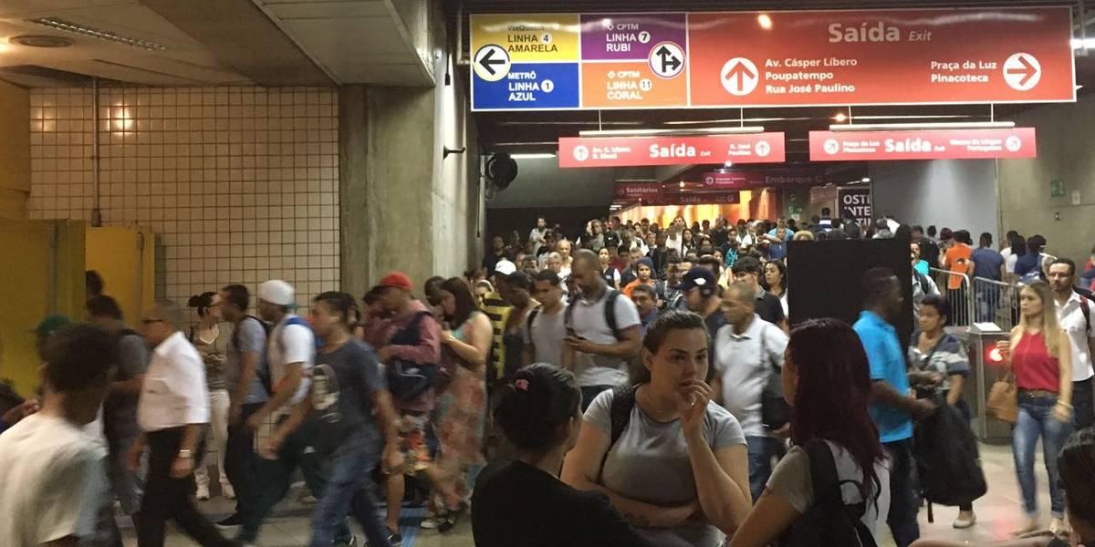 Prejuízo mensal do metrô com linha 4 pode ser de R$ 2,3 milhões