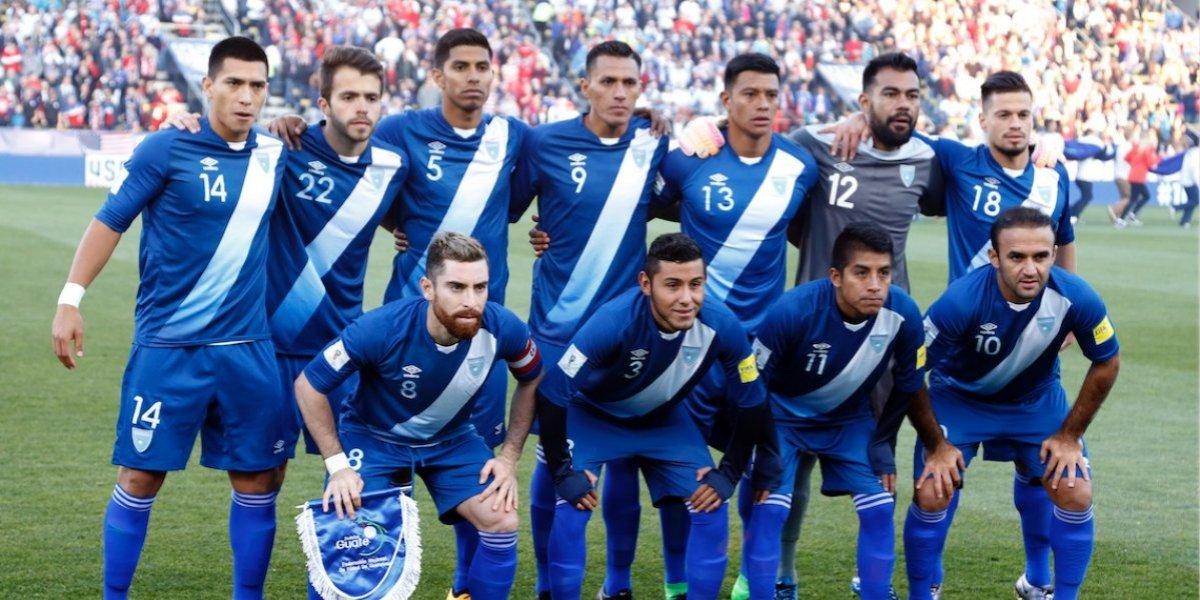 Guatemala se ha mantenido en un sube y baja en el ranquin FIFA