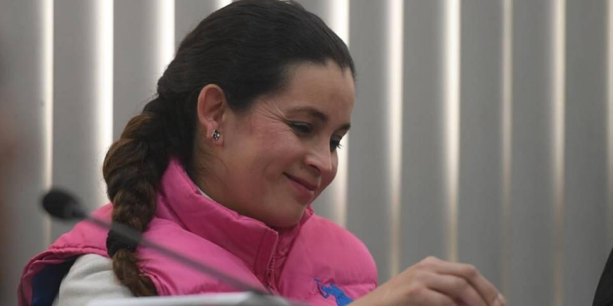 """Ana Sofía Castañeda, alias """"la Sirenita"""", recibe segunda condena"""