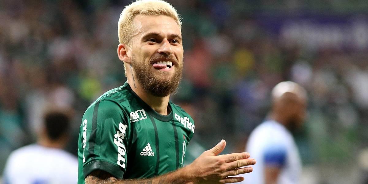 Com gol de Lucas Lima, Palmeiras começa bem no Paulistão