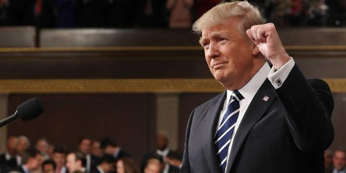 Trump anuncia los ganadores de los 'Fake News Awards 2017'