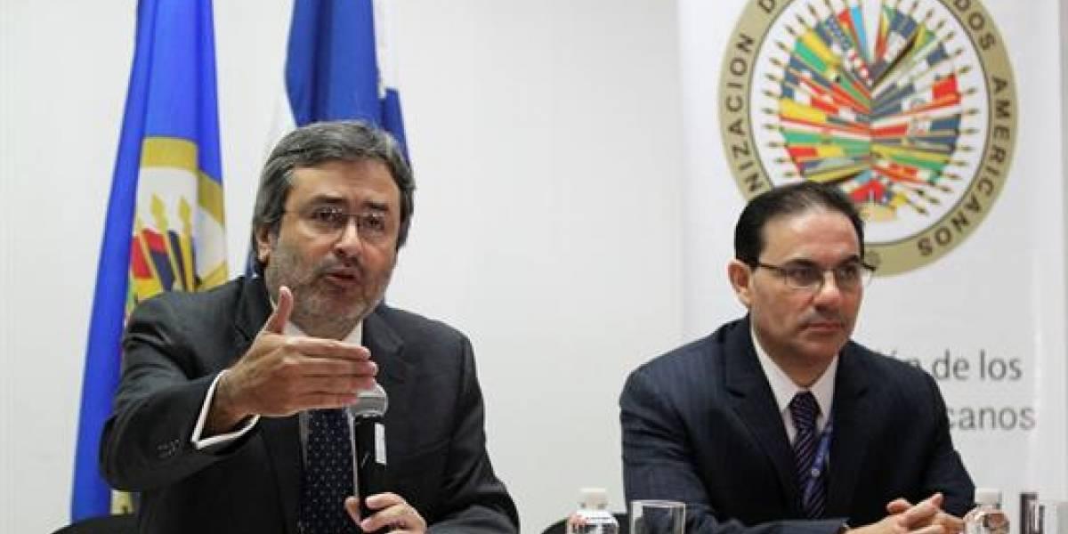 Juez guatemalteco se integra a Misión de Apoyo Contra la Corrupción de la OEA en Honduras